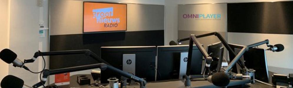 Groot Nieuws Radio stapt over op OmniPlayer