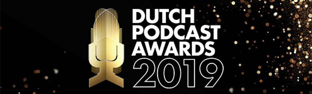 Michiel Veenstra, Sjors Fröhlich en Roos Abelman maken nominaties Dutch Podcast Awards bekend