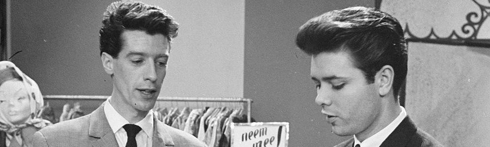 Column Hans Knot: Cliff Richard in Nederland in 1962