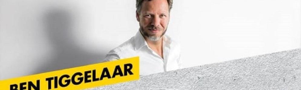 Ben Tiggelaar maakt podcastserie over persoonlijk leiderschap bij BNR