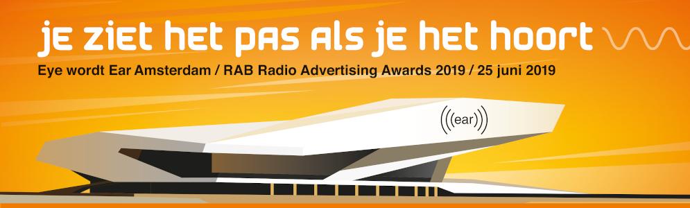 McDonald's radioadverteerder van het jaar, SIRE #Doeslief en Koning Toto beste radiocommercials