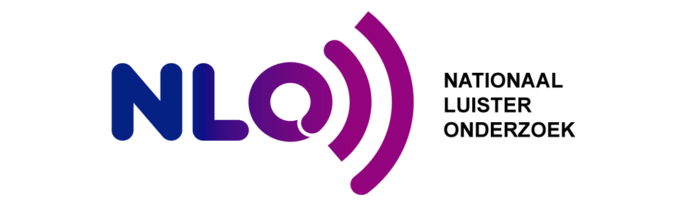 Radio luistercijfers mei-juni 2019