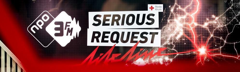3FM Serious Request: The Lifeline met het Rode Kruis in actie voor slachtoffers mensenhandel