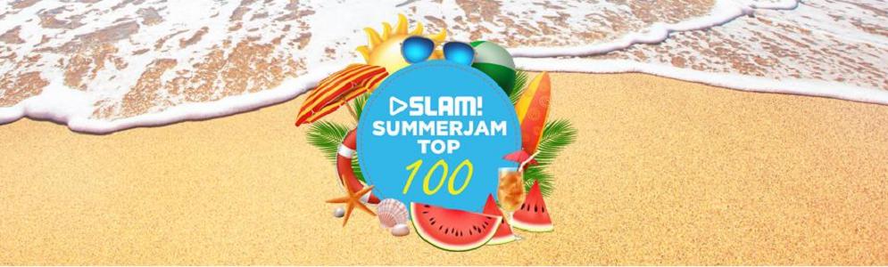 SLAM! Summerjam Top 100 maakt comeback