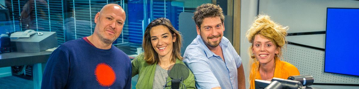 Verrassende nieuwkomers en vaste waarden op Radio 1