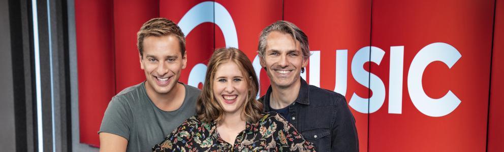 Qmusic bevestigt als tweede grootste zender in Vlaanderen