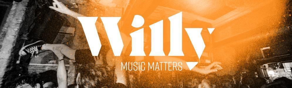 The Scabs kiezen het eerste nummer van radiozender 'Willy'