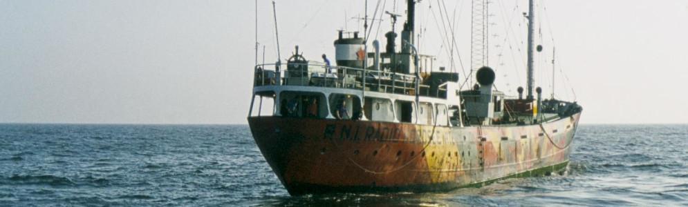 Column Hans Knot: Luisteren naar Radio Noordzee in 1971