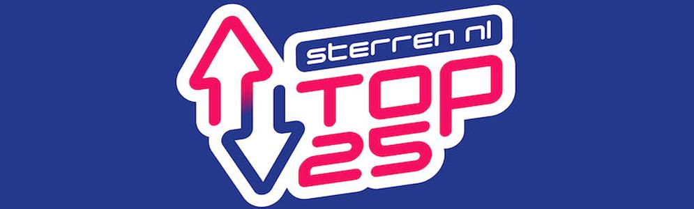 Sterren NL wijzigt hitlijst van Top 20 in Top 25