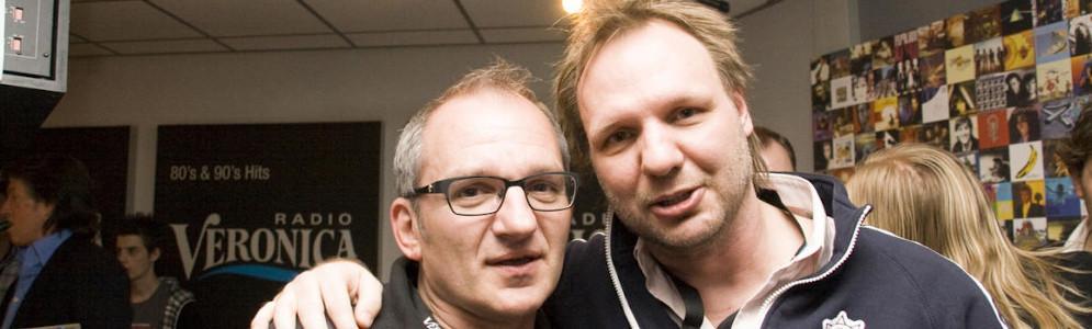 Legendarische radioshow Stenders & van Inkel eenmalig terug op NPO Radio 5