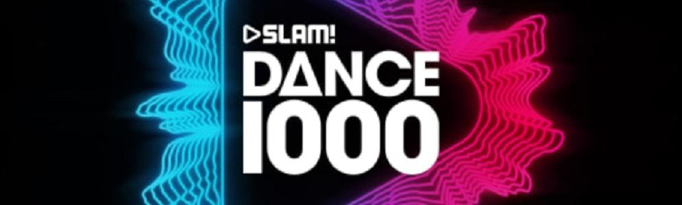 SLAM! van start met Dance 1000