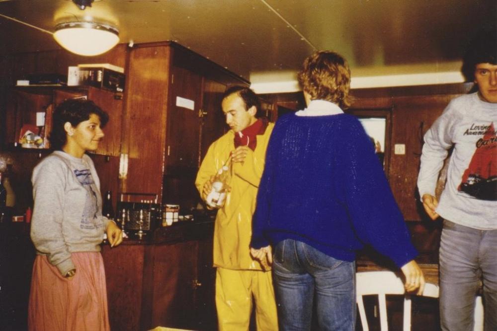 Diane Lauren,leendert Vingerling, Marjo Marcus,Grant Benson, Ross Revenge 1984.jpg