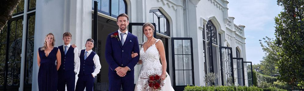 Mattie Valk en Marieke Elsinga regelen huwelijk in een week