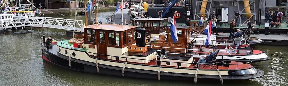 Rijnmond aanwezig tijdens Wereldhavendagen Rotterdam