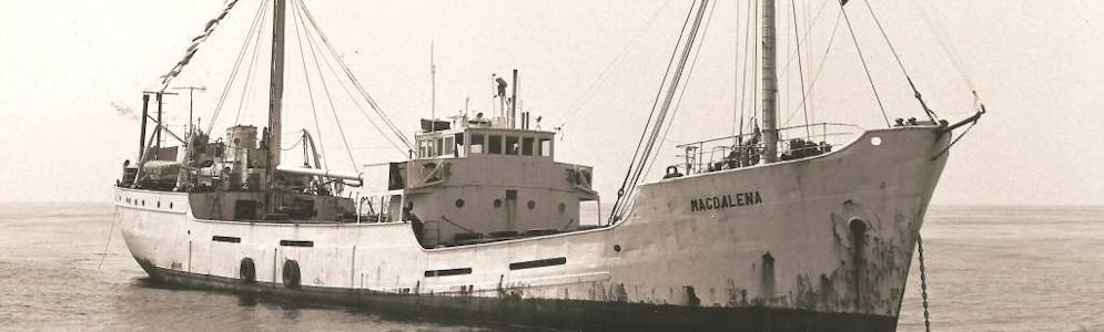 Hans Alards: SOS Magdalena