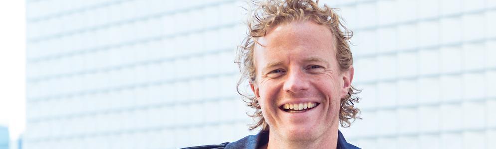 Martijn Zuurveen benoemd tot station director 100% NL