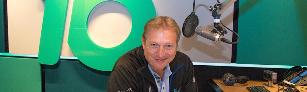 Rob van Someren maakt nieuw zondagavondprogramma