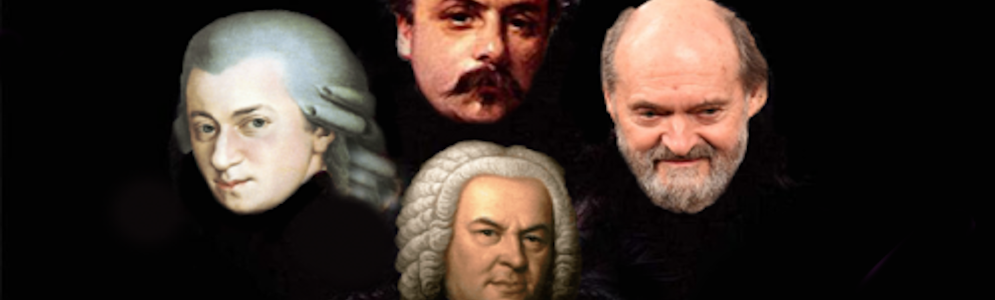 Bach op nummer 1 in de Hart & Ziel Lijst van NPO Radio 4