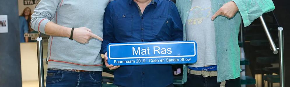 Mat Ras de de Faamnaam 2019