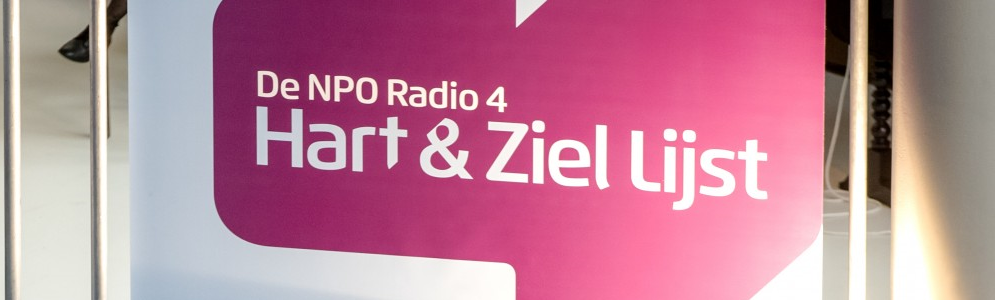 Hart & Ziel Lijst van NPO Radio 4 sluit af met festival