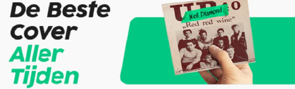 Radio 10 zoekt 'Beste Cover Aller Tijden'