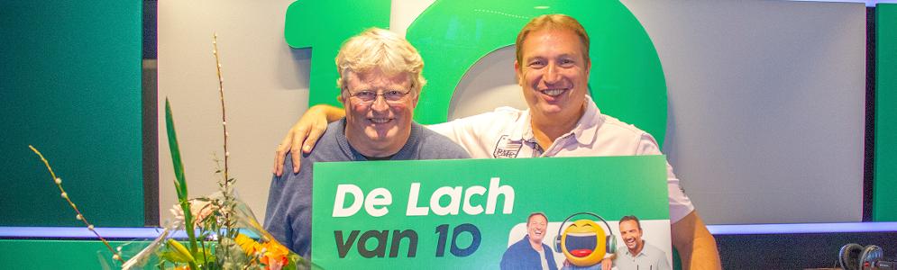 Lach Jan Joost van Gangelen levert Victor Jacobs €29.400,- op