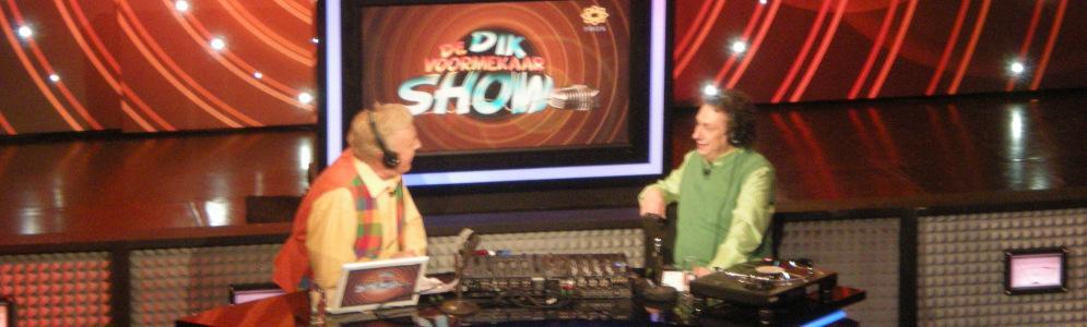 Dik Voormekaar Show op eerste plaats van De Onvergetelijke Luisterlijst