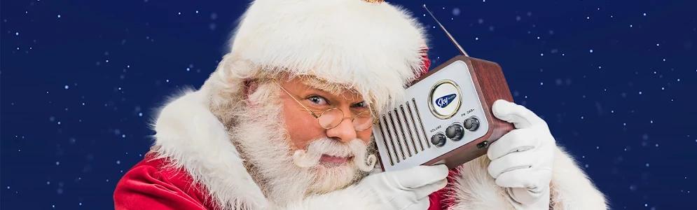 Kerstfan André Hazes presenteert zijn favoriete kerstnummers op Sky Radio