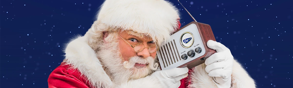 Sky Radio kerstseizoen van start met Christmas VIP Kick-Off week