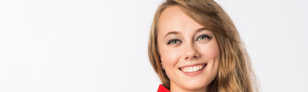 Alexandra Gadzina nieuwe stem op MNM