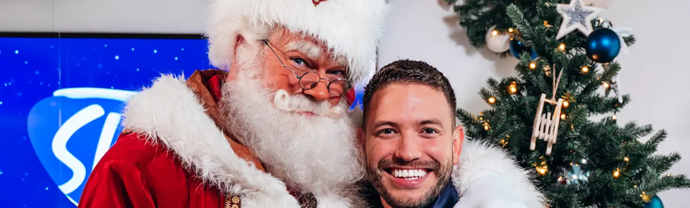 Spaanse kerstklassieker voor Rolf Sanchez