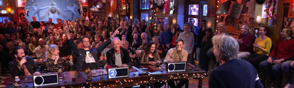 Zes Bekende Nederlanders testen hun muziekkennis in de Top 2000 Quiz