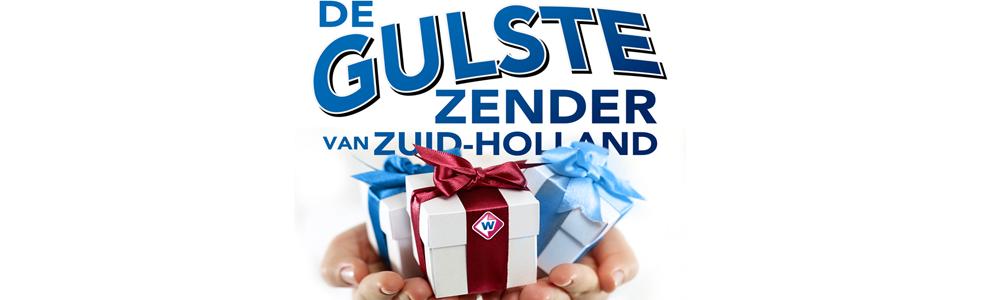 Radio West in december de Gulste Zender van Zuid-Holland