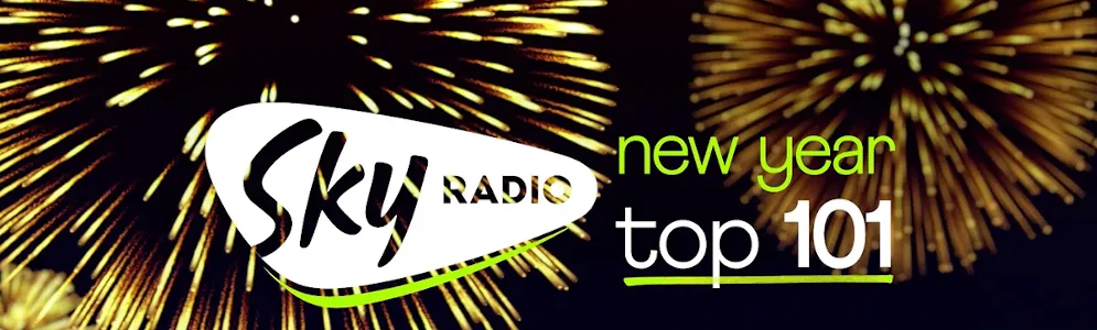 Sky Radio viert jaarwisseling met New Year Top 101