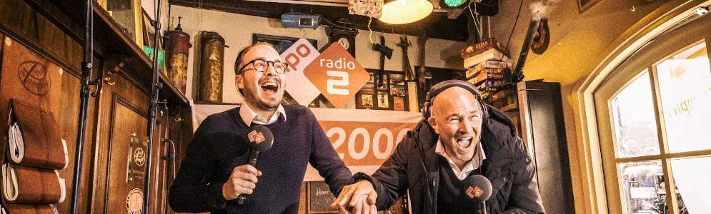 Stemmen voor Top 2000 van NPO Radio 2 is begonnen
