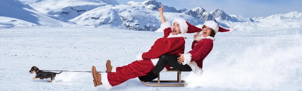 Gerard Ekdom maakt eigen kerstkaarten