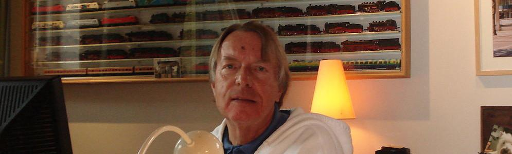 Presentator Tom Mulder overleden