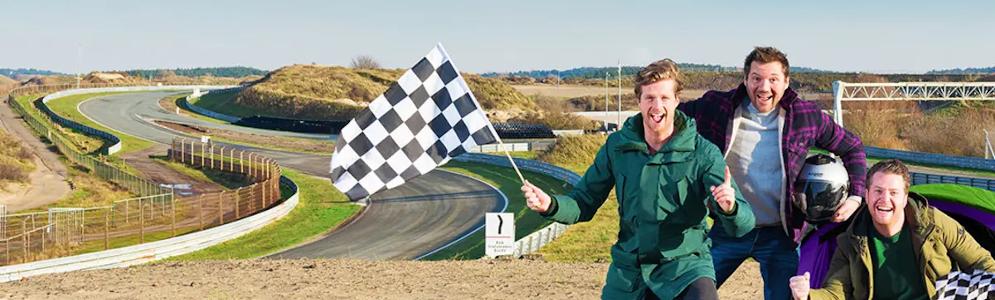 538 drie dagen live vanaf Formula 1 Heineken Dutch Grand Prix 2020