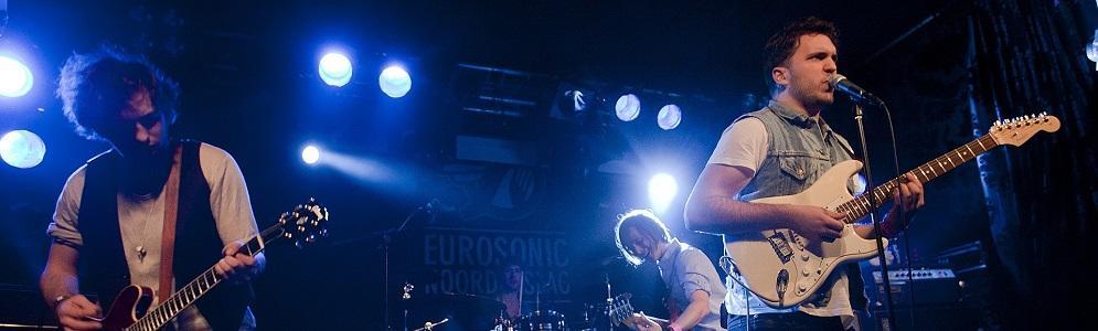 NPO 3FM live vanaf Eurosonic Noorderslag