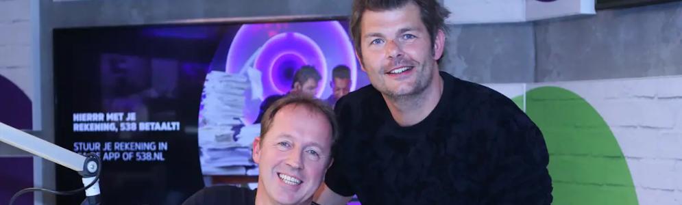 De Coen en Sander Show vanaf Vrienden van Amstel LIVE