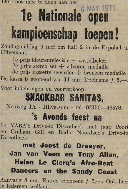 19710506 Kampioenschap toepen Noordzee Drive-in disco.jpg