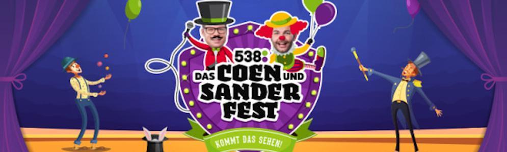 Snap! zorgt voor 'The Power' op Das Coen und Sander Fest