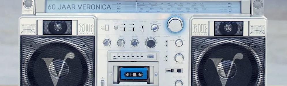 Radio Veronica zoekt meest legendarische radioshow