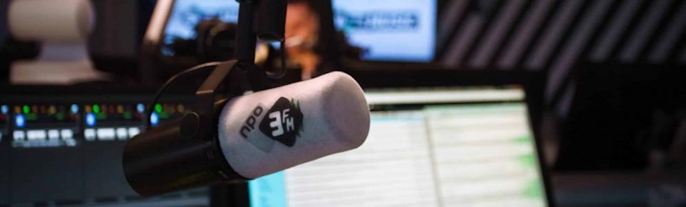NPO 3FM presenteert specials  rond maatschappelijke thema's die jongeren raken