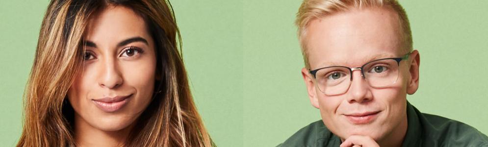 Hila Noorzai en Jordi Warners krijgen allebei eigen soloshow