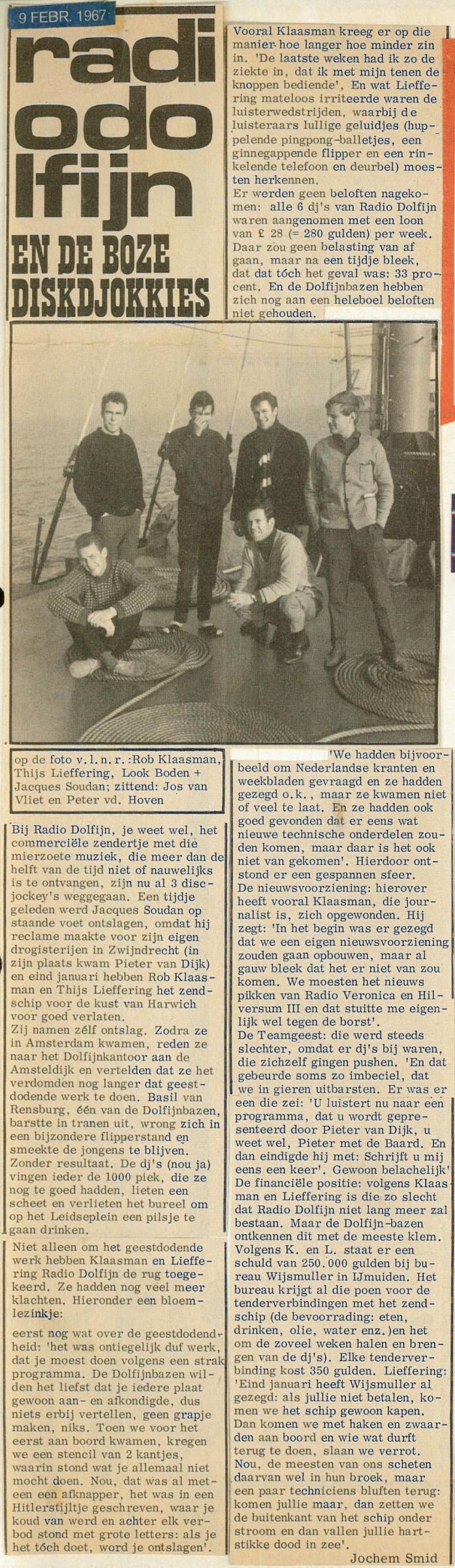 19670209 Hitweek Radio Dolfijn en de boze diskdjokkies.jpg