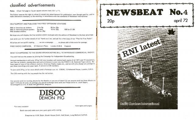 Newsbeat - 04 - april 1972