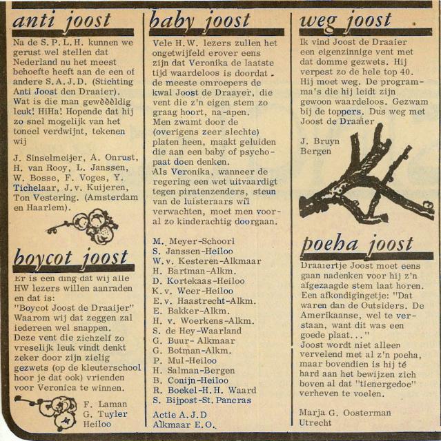 19670119 Hitweek Boycot Joost Veronica.jpg