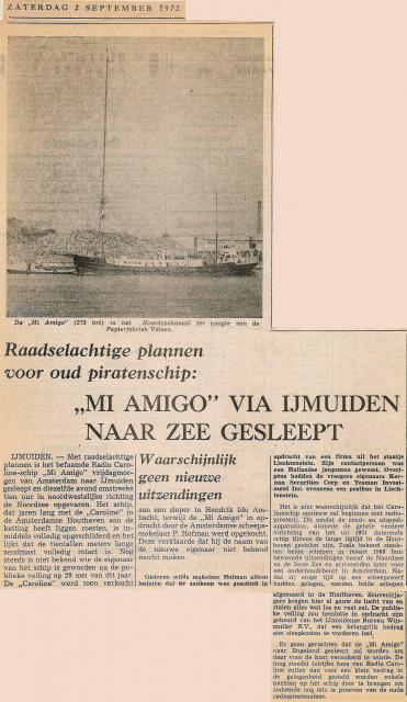 19720902 Mi Amigo via Ijmuiden naar zee gesleept.jpg