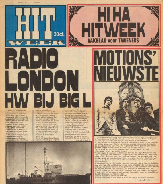 19660225 HW Radio London HW bij Big L 1.jpg
